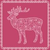 Herten Royalty-vrije Stock Fotografie