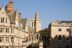 Hertford College, Oxford University Stock Photography