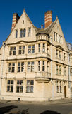 Hertford College, Oxford University Royalty Free Stock Photo