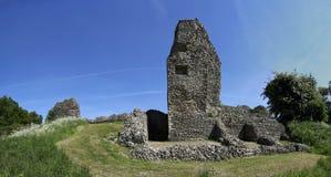 hertfordshire κάστρων οι καταστροφέ&sigm Στοκ Εικόνα