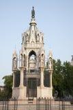 HertigBrunswick monument; Geneva Royaltyfri Bild