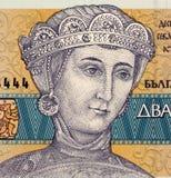 Hertiginna Sevastokrat Oritza Desislava Royaltyfri Bild