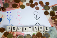 Hertitage Stock Photo