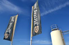 Hertog Jan brewery in Arcen. Stock Image