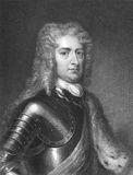 Hertog van Marlborough stock foto
