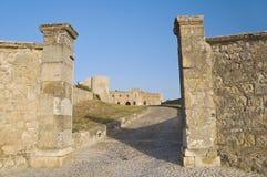 Hertogelijk Paleis. Bovino. Foggia. Apulia. royalty-vrije stock afbeelding