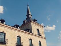 Hertogelijk paleis van Lerma Spanje Royalty-vrije Stock Fotografie