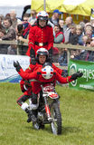 Herts County Show Imps Motercycle Display Team Royalty Free Stock Photography