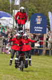 Herts County Show Imps Motercycle Display Team Royalty Free Stock Image