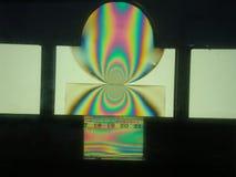 Hertzian kontakt Arkivbilder