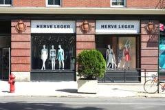 Herve Leger Stock Photo