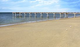 Hervey bay  queensland Australia Stock Image