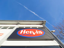 Hervis sports Royalty Free Stock Photo