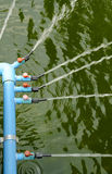 Hervorragender Brunnen Lizenzfreie Stockfotos