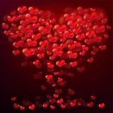 Herz stock abbildung
