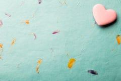 Herz. Stockbild