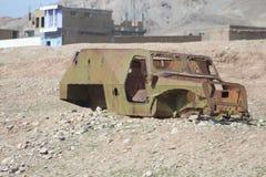 Herz in Afghanistan stockbilder