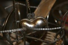 Herz des Stahls lizenzfreie stockfotografie