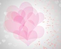 Herz des Valentinsgrußes Lizenzfreie Stockfotografie