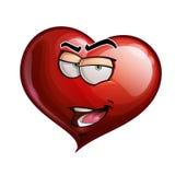 Herz-Gesichter - ich bin Romeo vektor abbildung