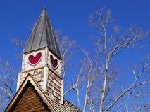 Herz-Kapelle Lizenzfreies Stockbild
