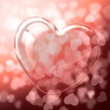 Herz-Sammlung Stockfoto