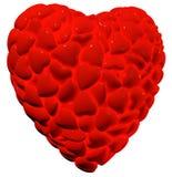 Herz von Herzen Lizenzfreie Stockbilder