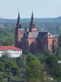 Herz von Jesus Cathedral Lizenzfreie Stockbilder