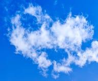 Herz-Wolke Lizenzfreies Stockbild