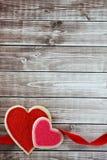 Herzhintergrund Stockbilder