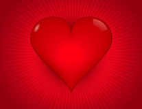 Herzinfarkt 2 Lizenzfreies Stockfoto