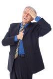 Herzinfarkt lizenzfreie stockbilder