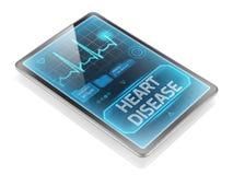 Herzkrankheit lizenzfreie abbildung