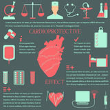 Herzkrankheiten Lizenzfreies Stockfoto