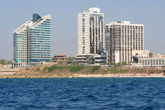 Herzliya Pituah - Ισραήλ στοκ φωτογραφία με δικαίωμα ελεύθερης χρήσης