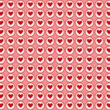Herzmuster kreist Valentinsgruß ` s Tageshintergrund ein Stockbilder
