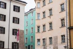 Herzog Friedrich Straße royalty free stock images