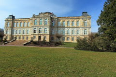 Herzog museum in Gotha Stock Photo