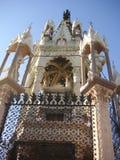 Herzog von Brunswicks Mausoleum Stockfotos