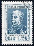 Herzog von Caxias Stockbild