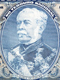 Herzog von Caxias-Porträt Stockfoto