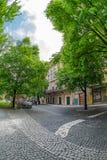 Herzog Wilhelm street Stock Images