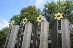 Herzogenbusch eller lägerVught koncentrationsläger i Nederländerna Arkivbilder