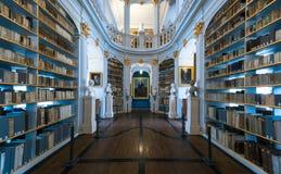 Herzogin Anna Amaliaâ €™s Bibliothek in Weimar, Deutschland stockbild