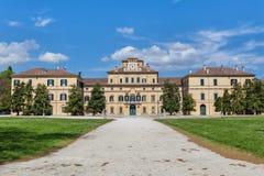Herzoglicher Palast in Parma, Italien stockfotografie
