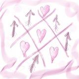 Herzspiele Stockbilder