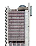 Hesperia hotel. In barcelona spain Royalty Free Stock Photo