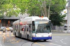 Hess SwissTrolley 3 lizenzfreies stockfoto