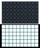 Сhessboard. Background of white and black squares / chessboard Royalty Free Stock Photo