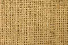Hessian Bag Stock Image